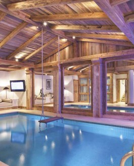Chalet Grande Roche (Courchevel 1850)
