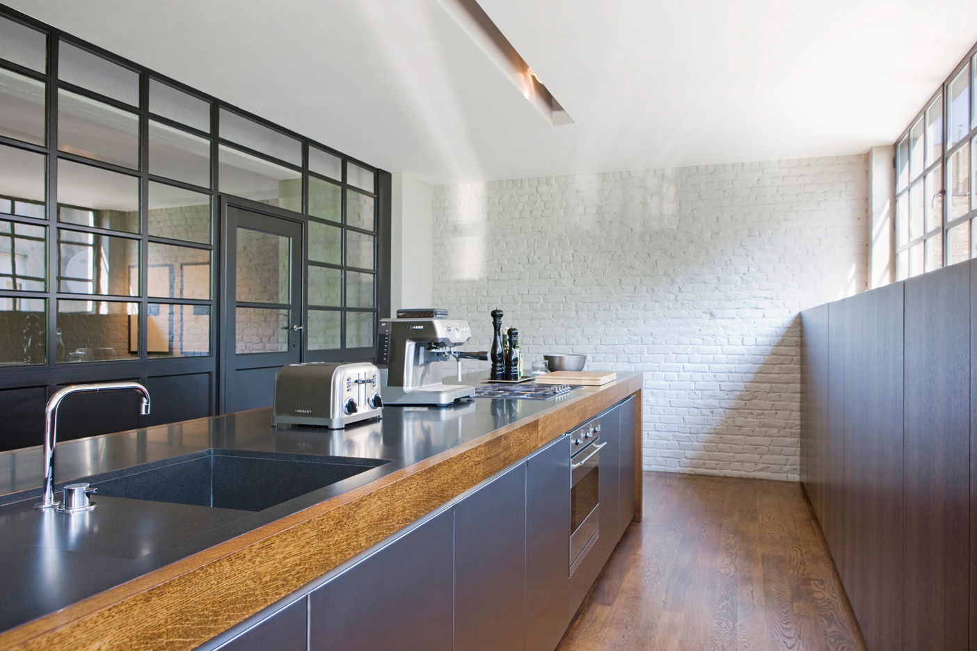 Loft Bart - Architectslab - Molenbeek - HR