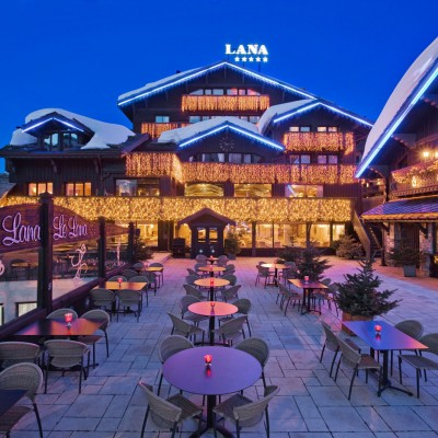 Hotel Le Lana – Courchevel