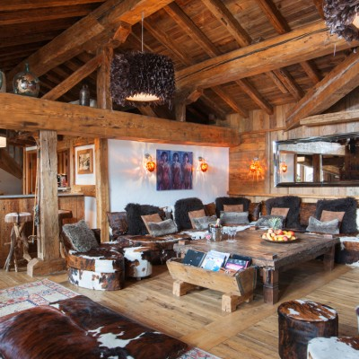 Chalet Lhoetse – Val D'Isère -Decoration Family Montel France