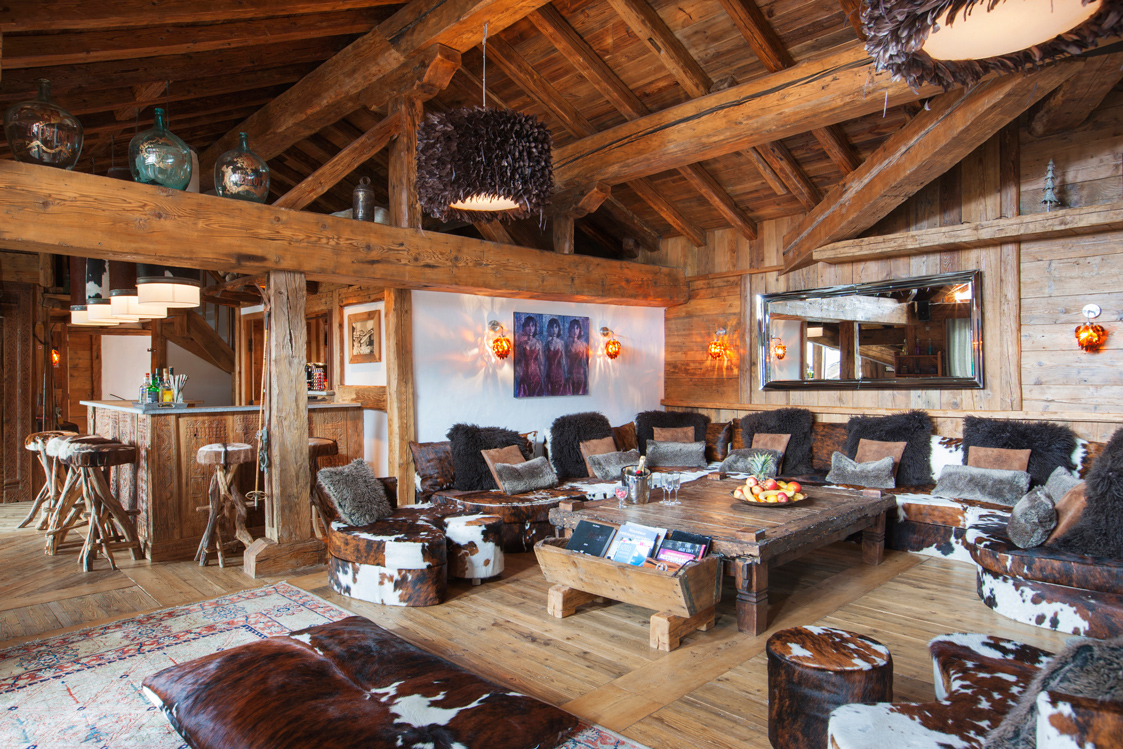Chalet Lhoetse – Val D\'Isère -Decoration Family Montel France ...