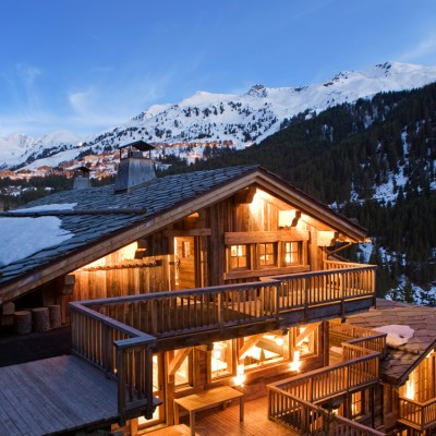 Chalet Grand Cerf – Meribel