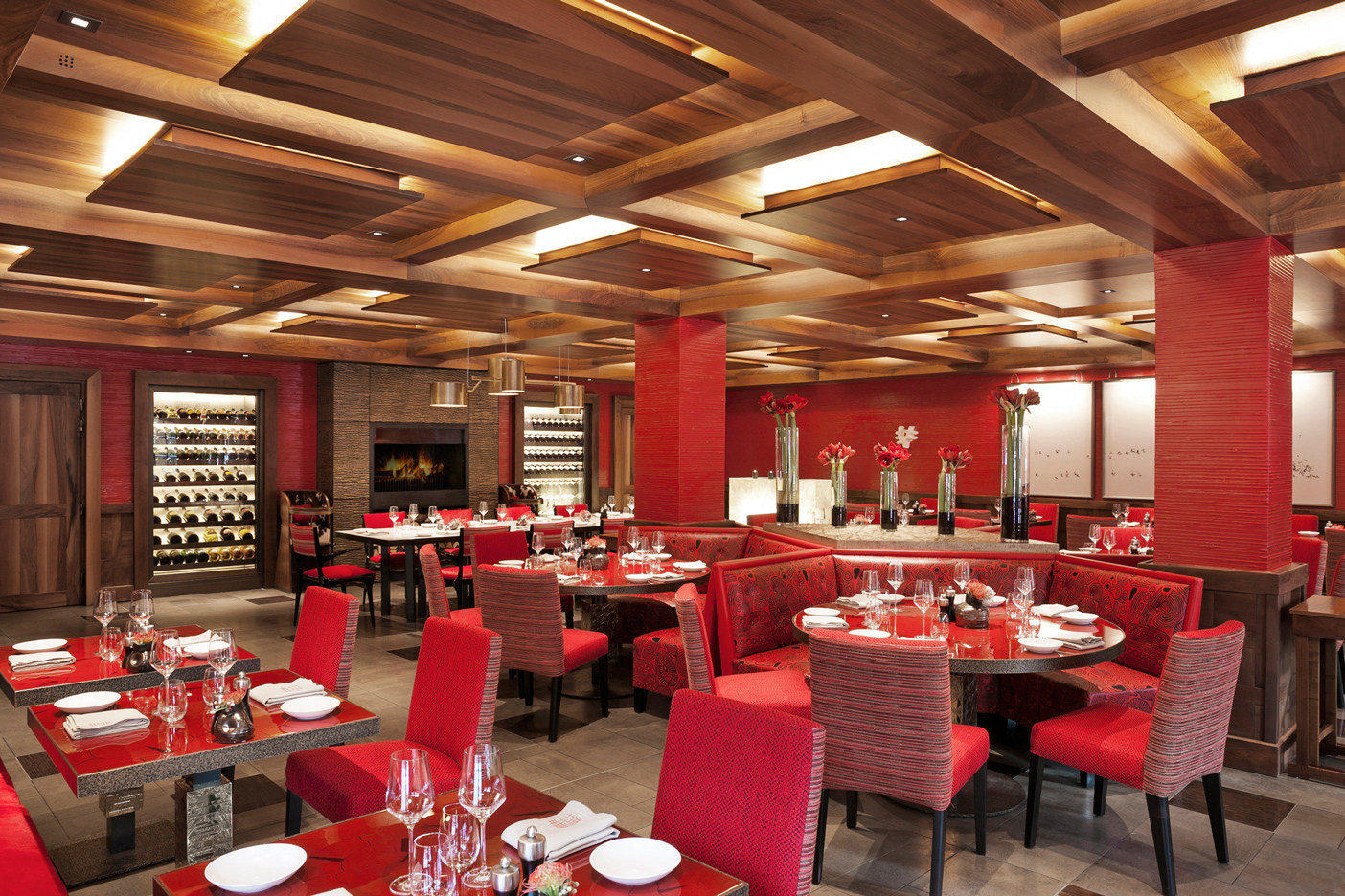 Le Chalet de Cheval Blanc Courchevel