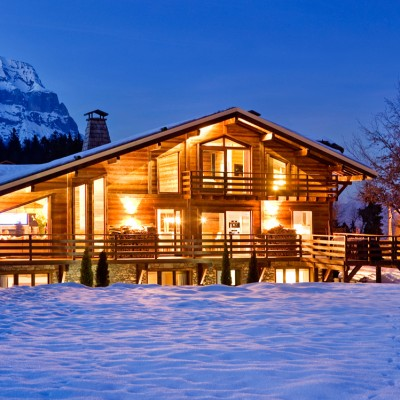 Chalet One Oak – Megeve