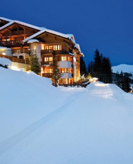 Le Strato (COURCHEVEL)