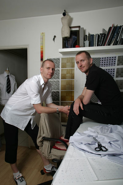 L. and A. Mathger  •  Fashion designers - Belgium