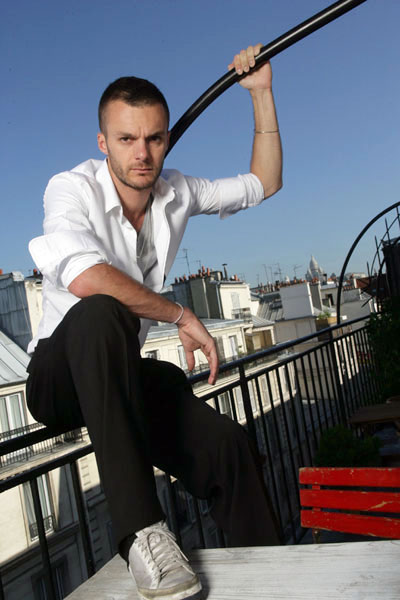 Kris Van Assche  •  Fashion designer - France