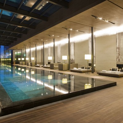 Hotel The Chedi Andermat – Suisse/Swisterland