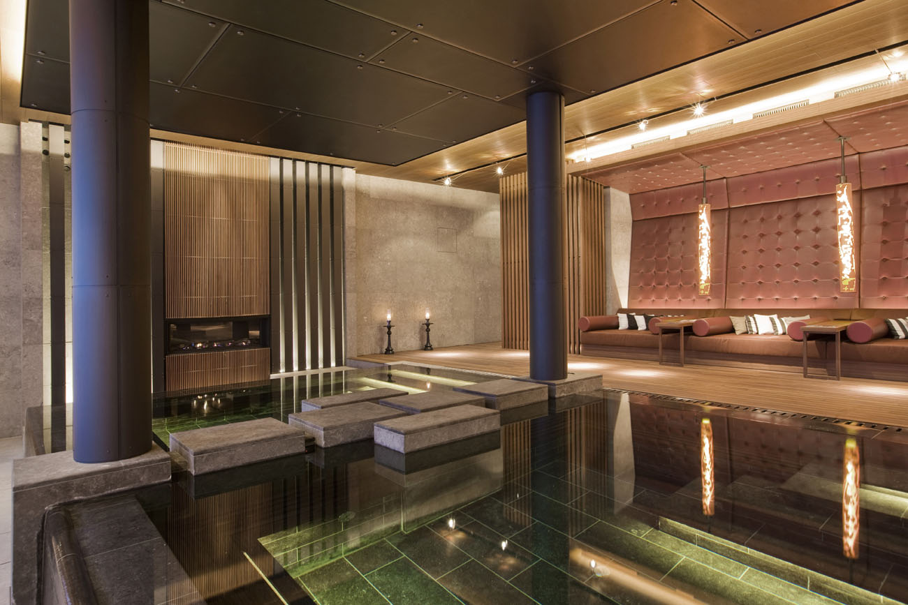 Hotel The Chedi Andermat - Suisse/Swisterland