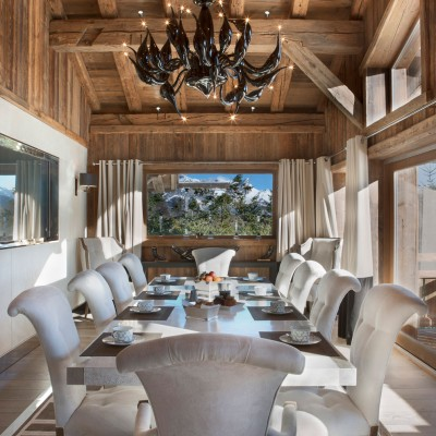 Chalet savannah – Pure Concept – Megeve France