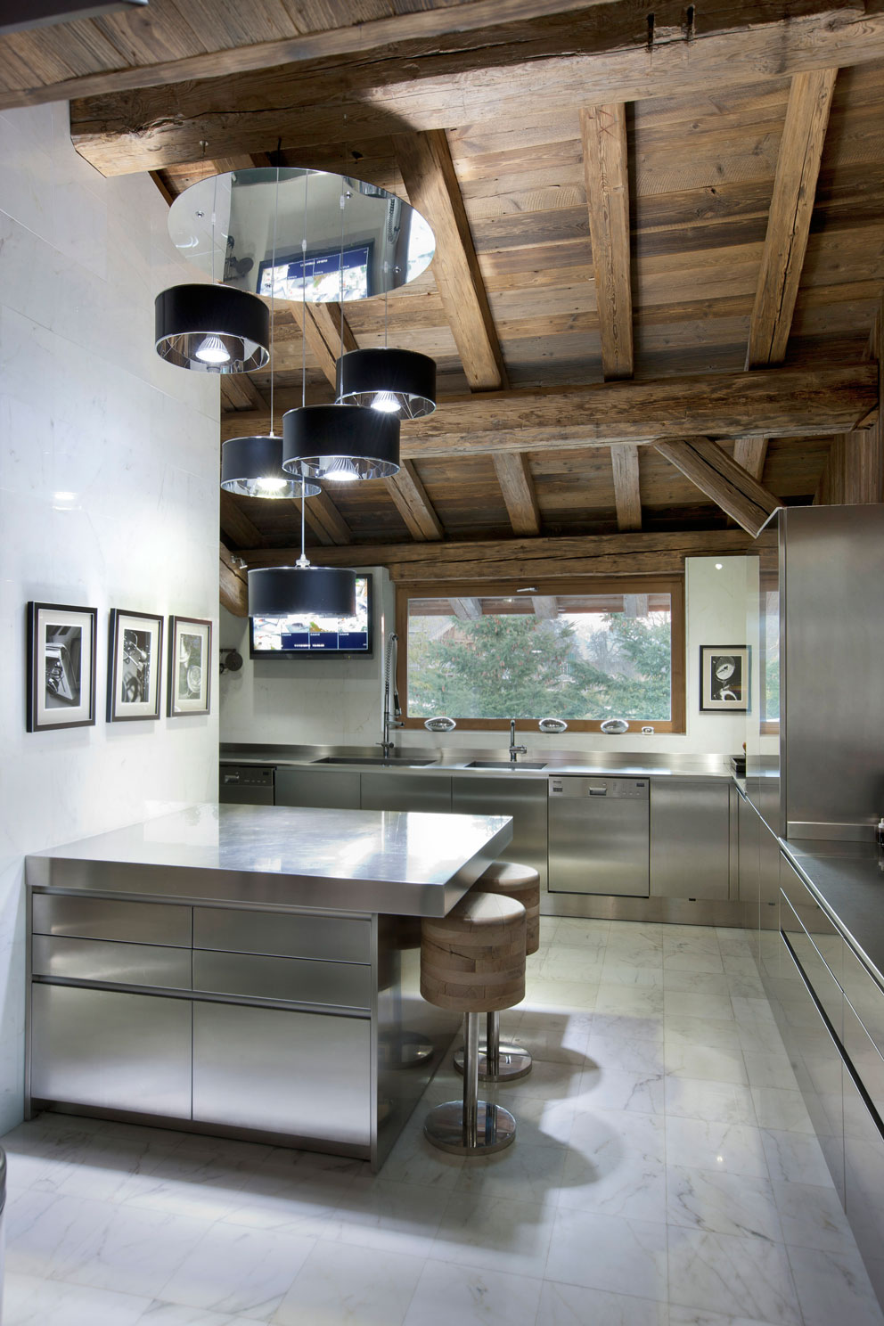 Chalet Savannah - Pure Concept -Megeve France
