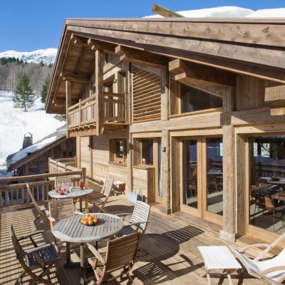 Chalet L'Ecumes des Neiges – Meribel