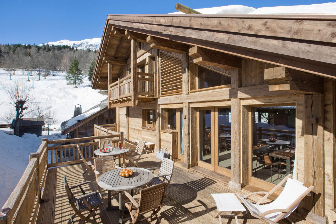 Chalet L'Ecumes des Neiges - Meribel