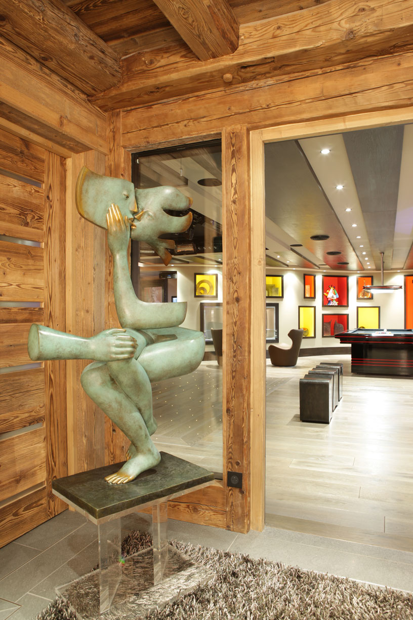 Chalet Art - Courchevel