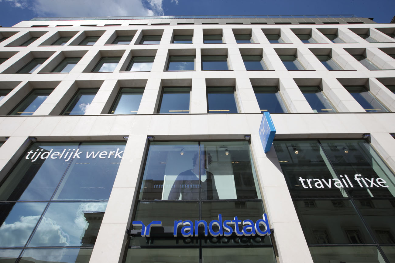 Office Randstad - Brussels