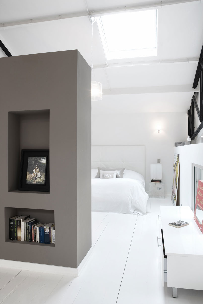 Loft B - Int Arch Adra Bataille  Paris - France