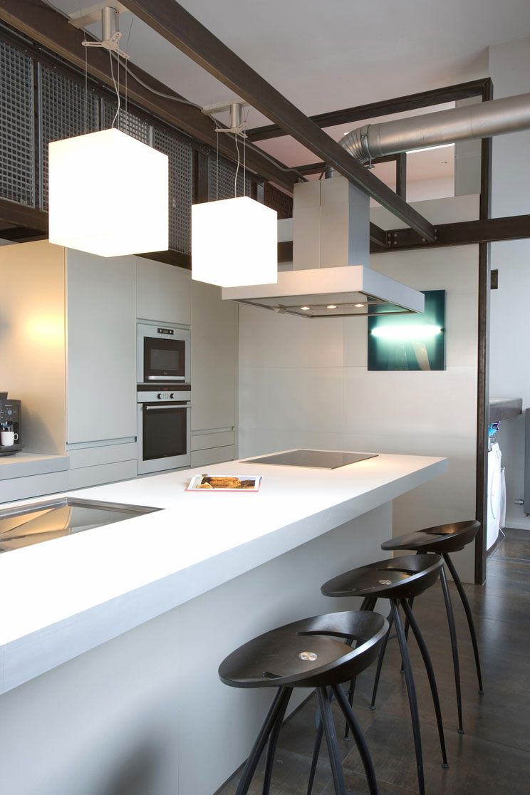Appartement D- Office DDGM  architect Olivier Desorhger - Lasne - Belgium