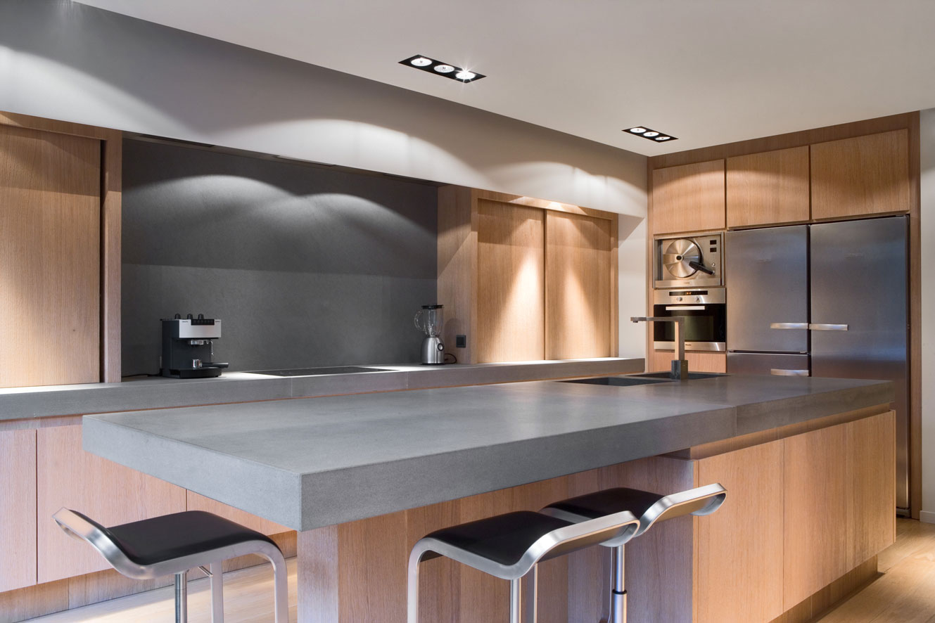 Appartement N - Arch L Sonck - Uccle - Belgium